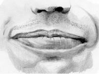 Как нарисовать губы? Рисуем губы