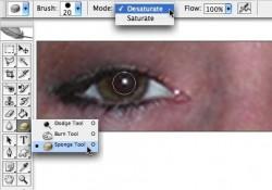 Как убрать «Красные Глаза» на фото. Уроки по цифровой фотографии
