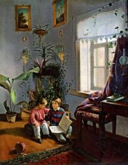 Иван Хруцкий картины