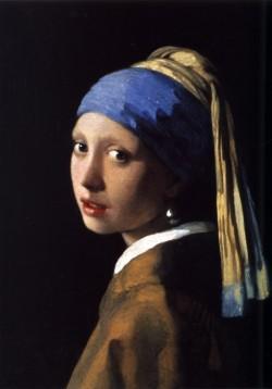 «Девушка с жемчужной сережкой» картина Яна Вермеера