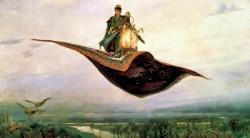 «Ковер-самолет» картина Васнецова