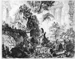 Джованни Баттиста Пиранези гравюры // Великие иностранные художники