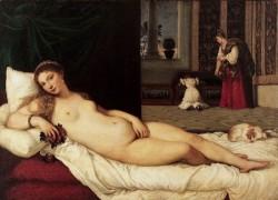 «Олимпия» картина Мане
