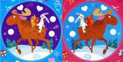 Бумажные украшения на елочку. Новогодние поделки своими руками.