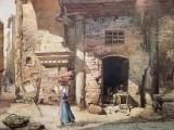 По старому городу — с художником. Каким был Рим 150 лет назад?